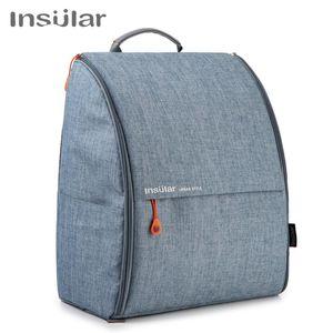 Наискостой сумка большой рюкзак подгузника для подгузников детский подгузник папочка мама путешествия смена полиэстер с мешок для хранения мешок MUT NBCEJ