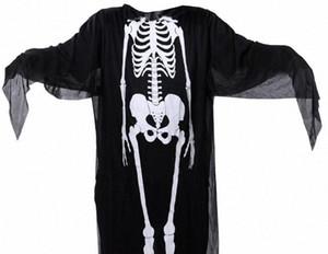 Trajes de Halloween Capes Adulto Crianças Party Club Santo Cosplay Corpo Humano Estrutura impressão Costumes Homens Mulher Kids Capes Cosplay mft4 #