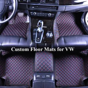 Car piso de carpete para Volkswagen Jetta VW CC Cleanser traseira VW Golf Gti 95 2 Puertasmk3 Amarok Canyon Aventura Atlas Beetle Bora Polo Passat