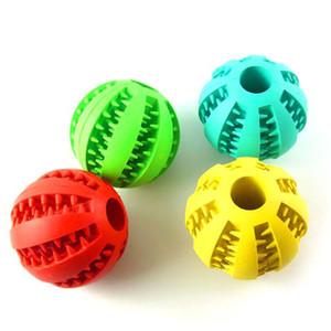 Popular Pet Products Amazon Hot New Vendeur Ventouse Dog Toys Molar Dispositif de fuite Bite résistant balle et morsure ovale
