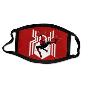 2016 Spider Man Spiderman Super Hero Designer Luxury Designer Face Mask Kids Face Mask Spider Spider Man bde2010 Xicve