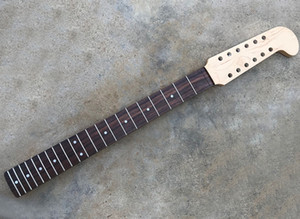 12 Strings Electric Guitar Neck with 21 Frets,Rosewood Fretboard,All come with the nut and the frets