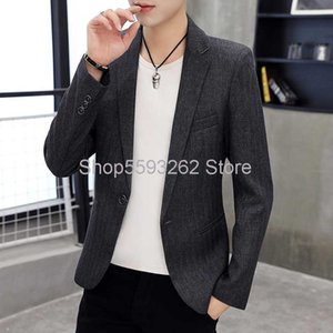 Small suit men's jacket business casual single West Benxi slim youth men's small suit jacket