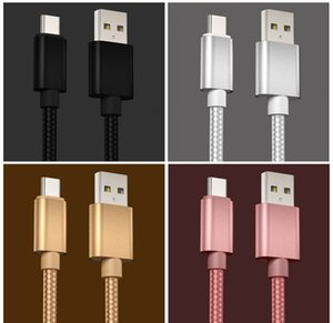 Android data cable lengthened charging line 1m 2m 3m for type c fast charging mobile phone charging line