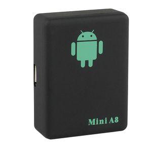 Mini A8 Tracking Device LBS Tracker globale Realzeit GSM GPRS LBS Mit SOS-Knopf für Autos Kinder Elder Haustiere Locator GPS Finder