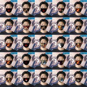 Naruto Oc cubrebocas diseñador de la máscara tapabocas reutilizable para rostro bebé de la historieta de la máscara 01 naruto Oc sntXt network2010