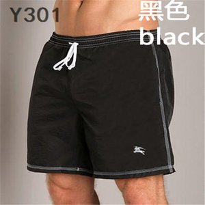 Mens Summer Shorts High Street Fashion Embroidered Raw Shorts Male Outdoor Running Sports Embroidery Short Pants