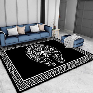 최고 럭셔리 미니멀 카펫 타이드 브랜드 등 고급 거실 카펫 침실 카펫 침실 장식품 카펫 세척 가능