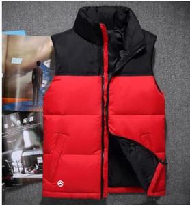 2020 nuovo piumino gilet senza maniche piumino gilet sport all'aria aperta parka giacca di alta qualità parka con cappuccio Gilet - 5663