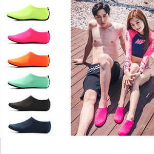 Unisex Beach Water Sports Scuba Diving Socks Swimming Snorkeling Non-slip Seaside Beach Shoes Breathable Surfing Socks Sand Play YDL044