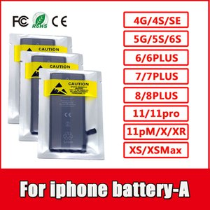 Da Da Xiong Internal Built-in Li-ion Replacement battery for iphone 4S 4 5 5S 5C 5G 78 6 6S Plus X with Factory price