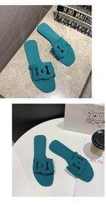 Dondurulmuş ayakkabı şeker renkli domuz burun serin terlik h terlik sandalet, anti-patinaj içi boş su ayakkabı sandalet Xiao Xiang TIANLUN