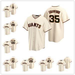 HOT San FranciscoGiantsMEN WOMEN YOUTH 28 Buster Posey 22 Will Clark 9 Brandon Belt home baseball Jersey
