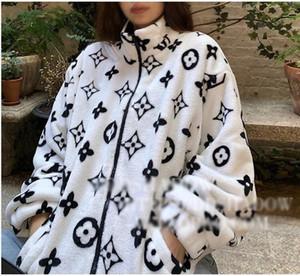 20ss autunno inverno di fascia Designers uomini e le donne ricoprono il tempo libero all'aperto Sport Tempo allentati cardigan con cerniera amanti Coat Super confortevole