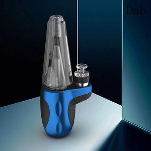 elettronica casella dabber chiodo mod vaporizzatore Starter Kit 1500mah picco tamponare fumatori tubo di vetro dispositivo vaping e sigaretta mods picco DHL