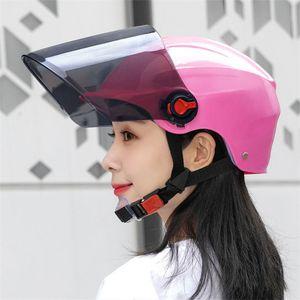 Motorcycle Sports Helmet Full Face Helmet For Multi Pattern Anti-Vibration Riding