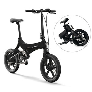 onebot S6 16 polegadas Folding Electric Power bicicleta Assist Moped bicicleta elétrica E-Bike 36V 6.4Ah 250W Motor e disco duplo Freios
