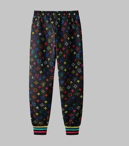 Luxury men's designer pants 2020 Basketball Sport Men's and women's high street pants reflective sports pants high quality hip hop street st