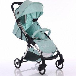 Абдо Детская коляска Легкий Зонт складной Plus малолитражного автомобиля тележки складной Kids прогулочная коляска Pram 175 градусов NOS8 #
