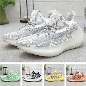 ssYEzZYYEzZYs v2 350boost New V3 Kanye West True Form Green White Gid Glow Clay Zebra Cream White Beluga 2.0 Sesame Running S