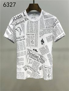fashion Mens Designer T Shirts Fashion Mens Clothing Summer Casual Streetwear T Shirt Rivet Cotton Blend Crew Tee tshirt
