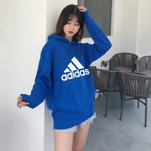 2020 Casual Long Sleeve Letters Print Loose Hoodies men Tops 2020 Spring Pullover Sweatshirt Outfit Streetwear Fashion Hoddies 45805
