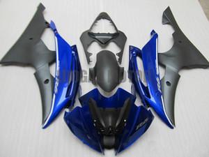 Injection Fairings kit for YAMAHA YZF600 R6 08 09 10 11 12 YAMAHA YZF-600 R6 2008-2010 fairings set YZF R6 08-10 body tank#blue #Y4J53