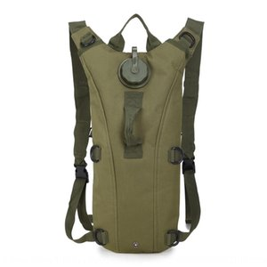 3L backpack outdoor camouflage double shoulder backpack travel riding climbing tactics water bag water bag with inner container
