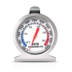 Backofen Thermometer Grill Fry Chef Raucher Überwachung Thermometer Instant-Read-Edelstahl-Küche Kochen Thermometer für Grill Backen
