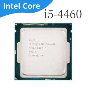 PC de la computadora de procesador Intel Core I5 4460 I5-4460 LGA 1150 84W 22 nanómetros 100% funcionando correctamente procesador de escritorio