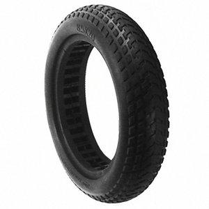 AUTO -Damping Vespa hueco neumático sólido Para Mijia M365 monopatín Scooter neumáticos 8.5 pulgadas neumático de la rueda no neumático de goma UHV2 #