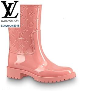 luoyuruei2018 Gotas Plano meio carregador 1A45IX Mulheres salto alto Lolita BOMBAS Sapatilhas Dress Shoes