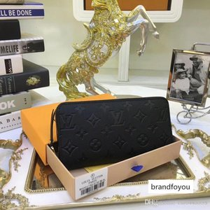 #6271 5A ZIPPY Zipper Wallet for Women Shows Exotic Long Wallet Clutch Card Holder Evening Wallets Purse 61864 61865 61442