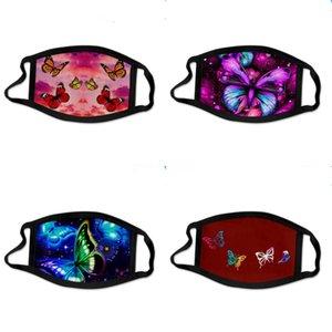 Dener Printed Fa маска Customized Cotton маска Вит Breating Valve многоразовый Wasable Fa Маска Wit Flter # 972 # 857