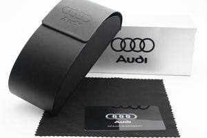 nouvelle boîte 4S boutique de cadeaux de voiture sac soleil soleil audi lunettes lunettes boîte Audi