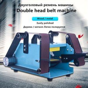 950W 220V ou 110V madeira de metal Belt Sander Multifuncional Grinder Mini Belt elétrica Sander Polimento Belt Grinding Machine polido