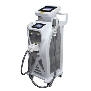Double Screen 4 in1 Multi-function OPT IPL Laser therapy machine tattoo removal equipment vascular pigment acne therapy