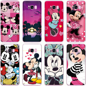 TPU Cartoon Coque For Samsung Galaxy A10 A30 A40 A70 J2 J3 J5 J7 Prime 2016 2017 J4 J6 Plus J8 2018 Fundas For Samsung A50 Case