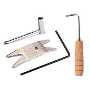 Продвижение! 1 Набор для гитары Инструменты для ремонта Adjust шеи Анкерный стержень Искривление Ключ Hex Tool мандолины укулеле Luthier Поддерживайте Аксессуар