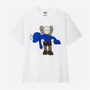 CIN STREET AMANTES T SHIRTS Hombre X Casual Camiseta Tops New Uniqlo Ropa Kaws X Sesame L Outwear Calidad Mujeres Camisetas Mangas Tee Short Fash Lowp