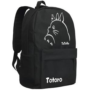 Designer- Cute Cartoon My Neighbor Totoro Backpack Shoulder ger Fan Girl Boys Bag 29x45x13cm