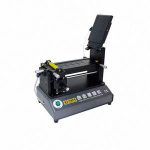 LY 976 todos em um semi-automático vácuo OCA filme laminador 220V 110V com moldes de tela 1 planas universal e 5 ponta oca para YIH2 #