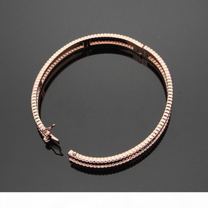 R Perlee Bracelet Classic Design Luxury Bangle Bracelets Valentine &#039 ;S Day Women Wedding Party Charm Ins Jewelry