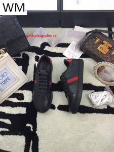 İyi Ace İşlemeli Çizgili Sneakers ile Sneakers Elbise Ayakkabı Skate Dans Balerin Flats Loafers Espadrilles takozları