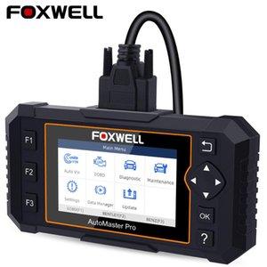 Escáner de código de Foxwell NT644 Elite de todo el sistema OBD OBD2 DPF SAS Petróleo EPB BRT 19 Restablecer herramienta de diagnóstico OBD 2 Servicio de coches