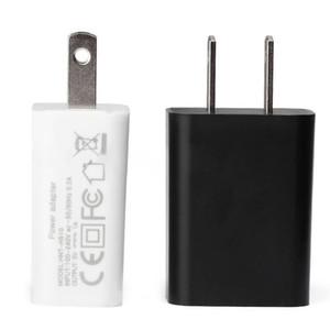5V1A caricabatterie Per gli Stati Uniti UE di ricarica rapida a parete H510 Garanzia di qualità I vari colori facoltativi per i dispositivi mobili di alimentazione telefono cellulare con USB