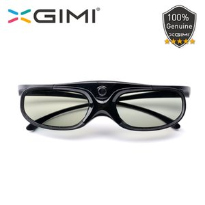 XGIMI DLP 링크 액티브 셔터 3D 안경 G102L 충전식 내장 배터리 H2 H1 Z6 CC S 60 시간 근무