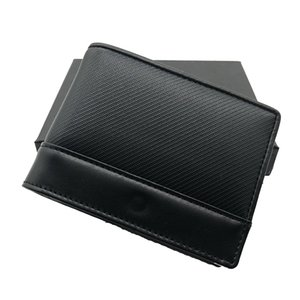 Men's wallets European and American fashion pocket wallets high-end leather card bags handbags bag ultra-thin small mini wallet