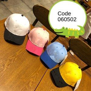 Welfare children cartoon letter embroidered hat 5-15 years old baseball baseball cap cap 060502