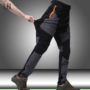 Tactical Cargo Pants Men Knee Pad SWAT Army Waterproof Quick Dry Pants Mens Outdoor Hiking Climbing Trousers